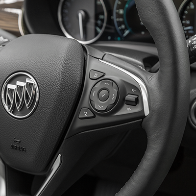 2019 Buick Envision Safety Features in Roanoke, VA