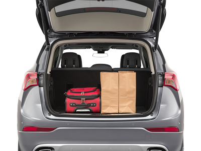 2020 Buick Envision Cargo Space in Roanoke, VA