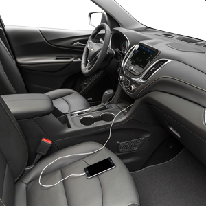2019 Chevrolet Equinox Available Technology Features in Roanoke, VA