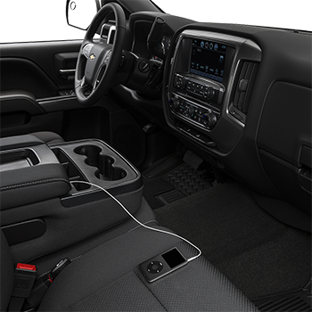 2017 Silverado Available Technology Features