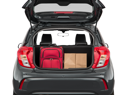 Chevrolet Spark Cargo Space in Roanoke, VA