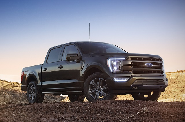 2021 Ford F-150 in Bedford, VA