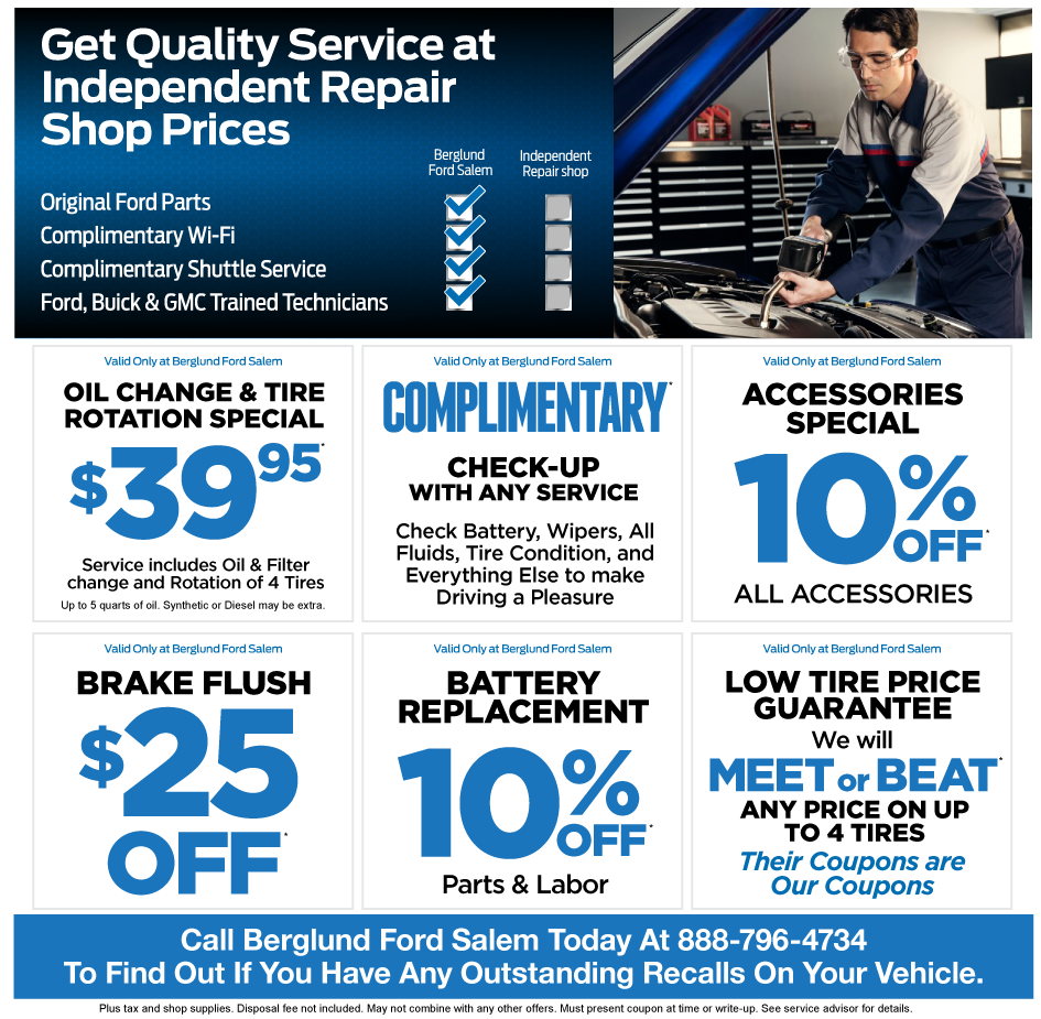 Ford accessories coupon code