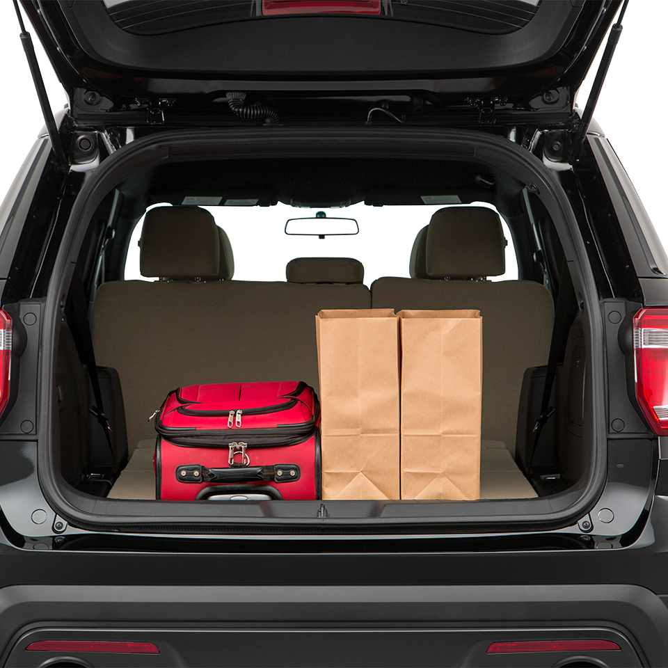 enhancements for the 2017 ford explorer - Ford Explorer 2015 Trunk Space