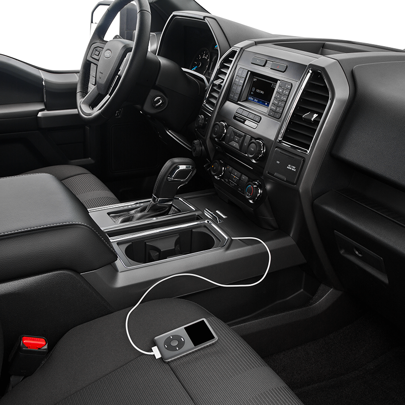 2016 Ford F-150 Technology Connectivity