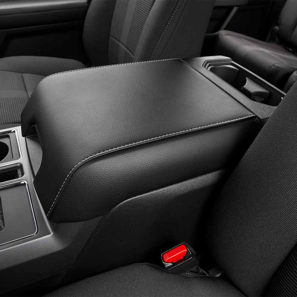 2016 Ford F-150 Cup Holders