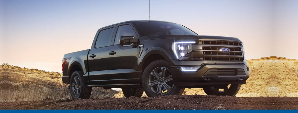 New 2021 Ford F-150 at Berglund Ford Buick GMC of Bedford