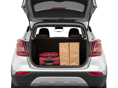 2020 Buick Encore Cargo Space in Bedford, VA