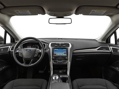 2020 Ford Fusion Steering Wheel