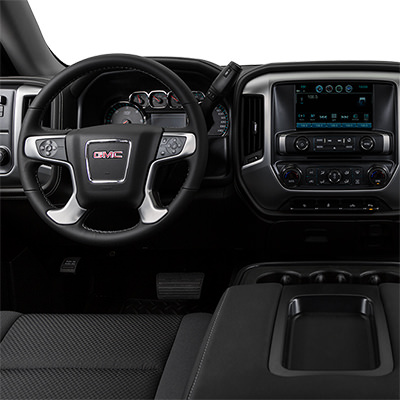 2018 GMC Sierra 1500 Steering Wheel