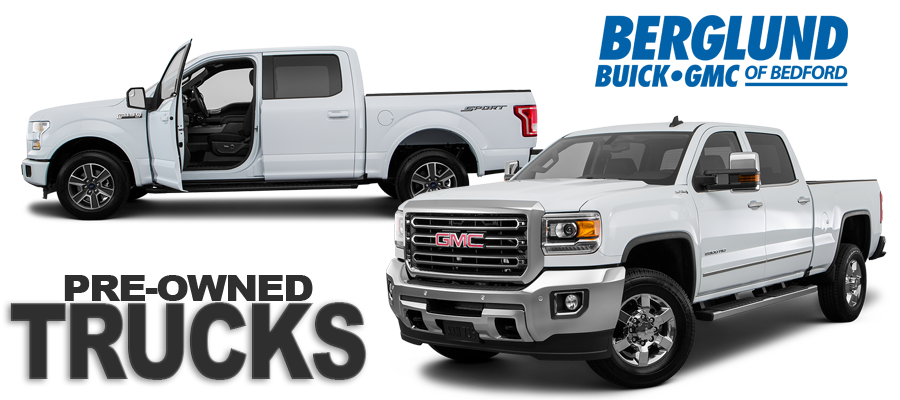 Shop Used Trucks In Roanoke Va Berglund Buick Gmc
