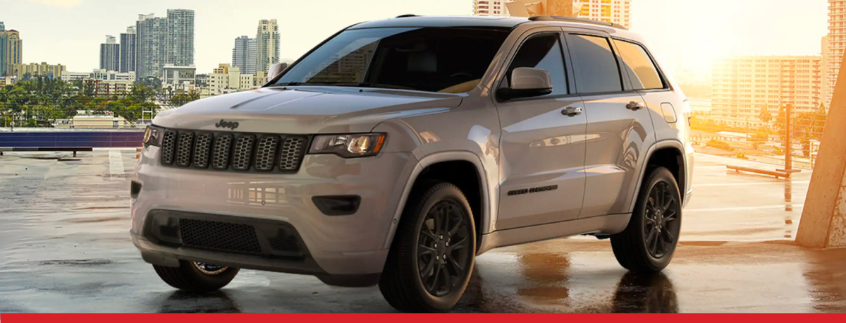 New 2021 Jeep Grand Cherokee at Berglund Chrysler Jeep Dodge Ram