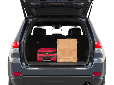 2020 Jeep Grand Cherokee Cargo Space in Roanoke, VA