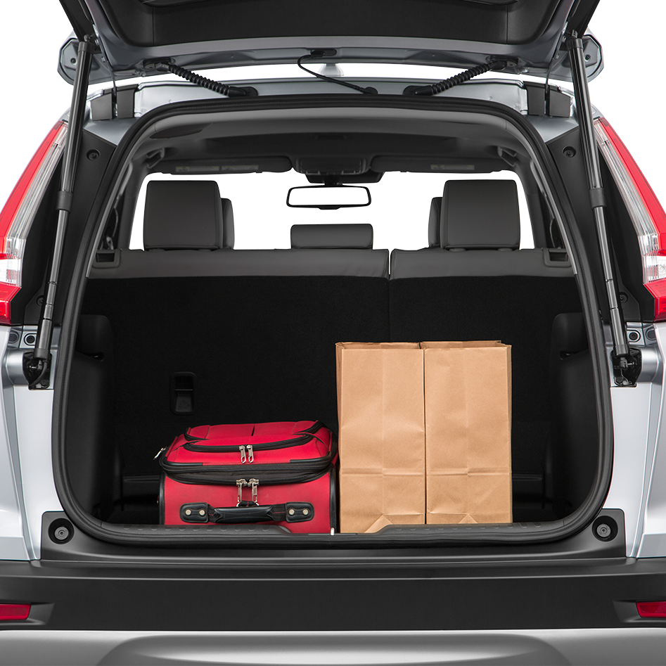 2017 CR-V Cargo Space Greenville, NC