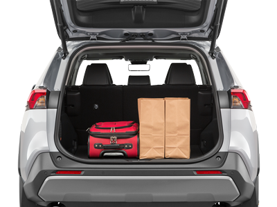 2020 Toyota RAV4 Cargo Space Greenville, NC