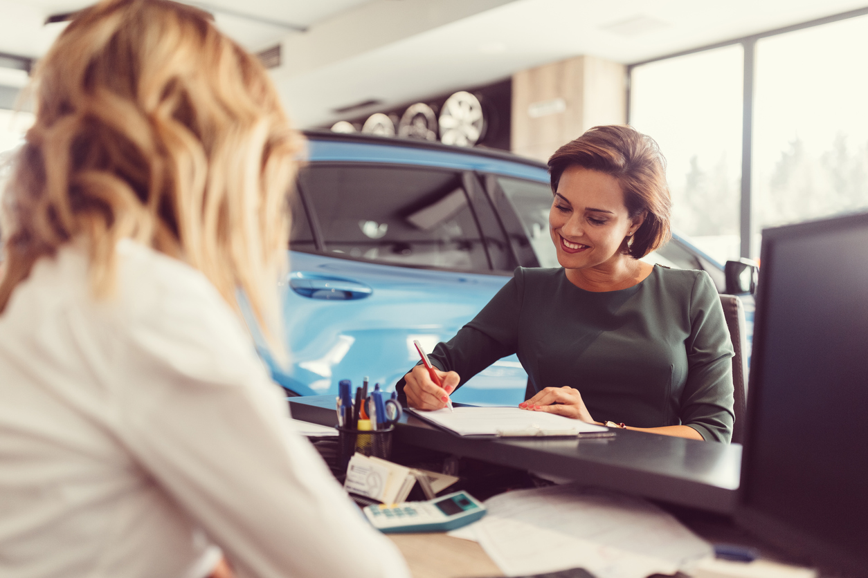 What to Bring When Selling Your Car