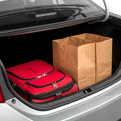 2019 Toyota Corolla Trunk Space Greenville, NC