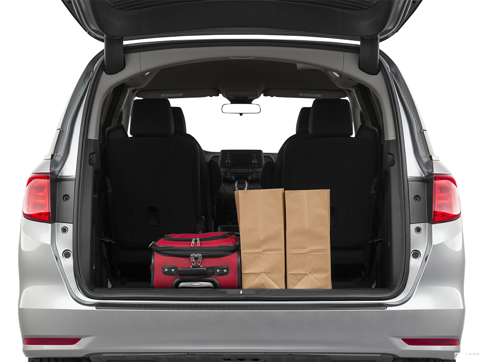 2021 Honda Odyssey Cargo Space in Greenville, NC