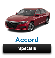 Accord Specials Greenville, NC