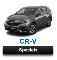 CR-V Specials Greenville, NC