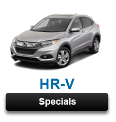 HR-V Specials Greenville, NC