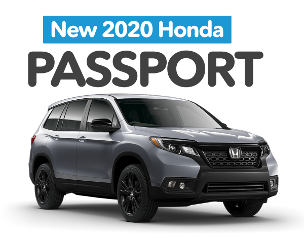 Honda Passport Special