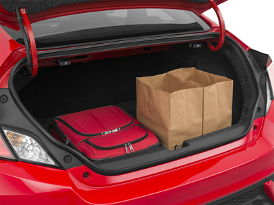 2020 Honda Civic in Peoria, IL Cargo Space