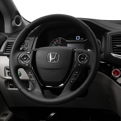 2019 Honda Pilot Interior Review in Peoria IL