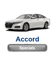 Honda Accord Specials in Peoria IL at Bob Lindsay Honda