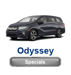 Honda Odyssey Specials in Peoria IL at Bob Lindsay Honda