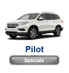 Honda Pilot Specials in Peoria IL at Bob Lindsay Honda