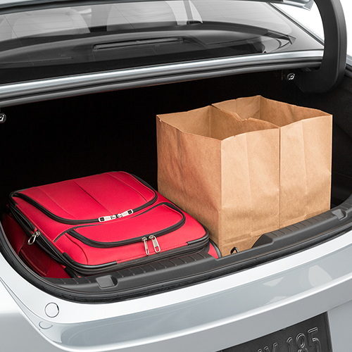 2019 Mazda3 Cargo Space in Salem, VA
