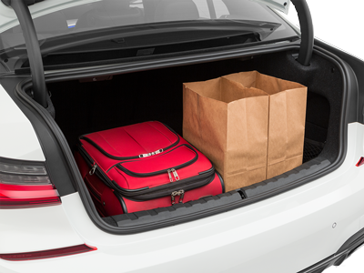 2020 BMW 3 Series Cargo Space in Lynchburg, VA