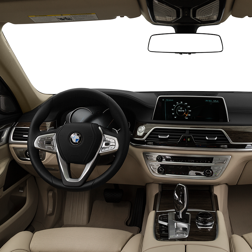 Interior Review Of The 2017 Bmw 7 Series
