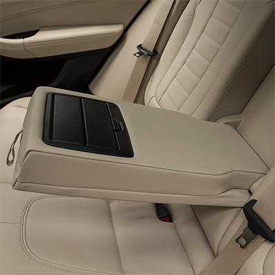 2018 BMW X3 Rear Center Console in Lynchburg, VA