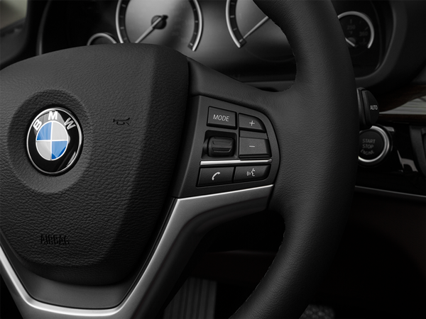 2016 BMW X5 Steering Wheel