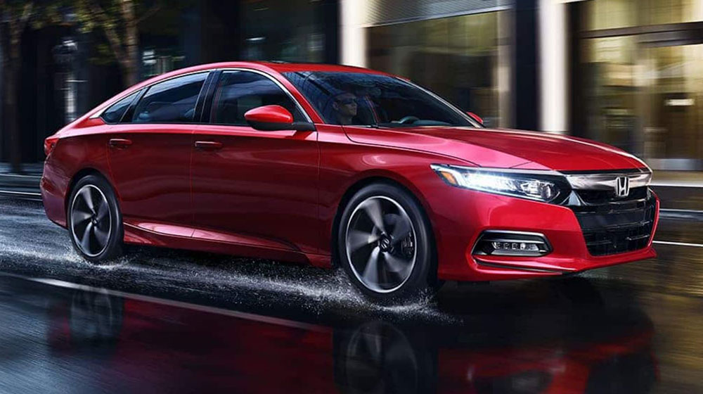 2019 Honda Accord Features