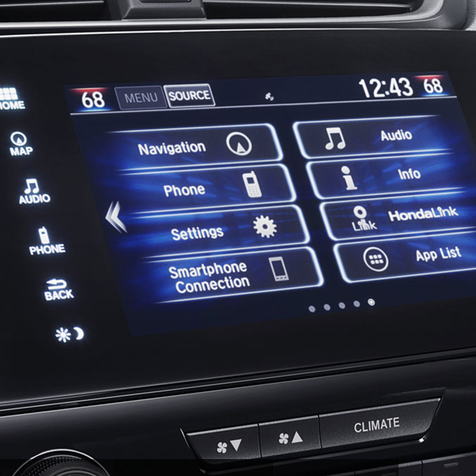 Honda CR-V Technology Features