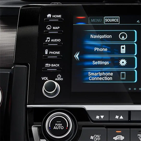2019 Honda Civic Technology Features