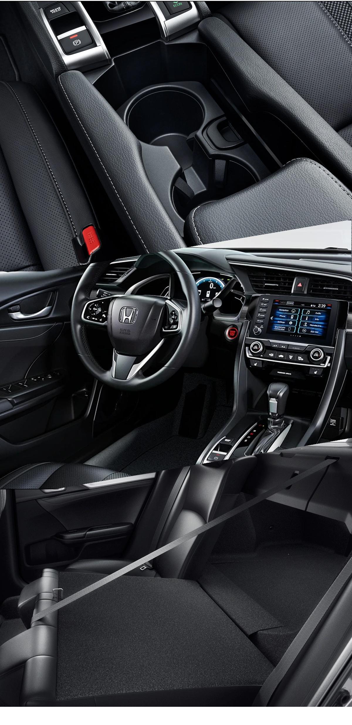 2021 Honda Civic Interior Images
