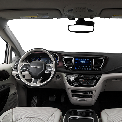 2019 Pacifica Steering Wheel
