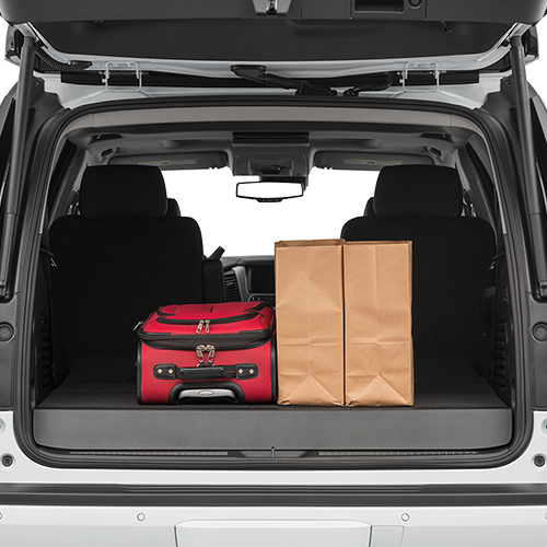 Yukon Trunk space