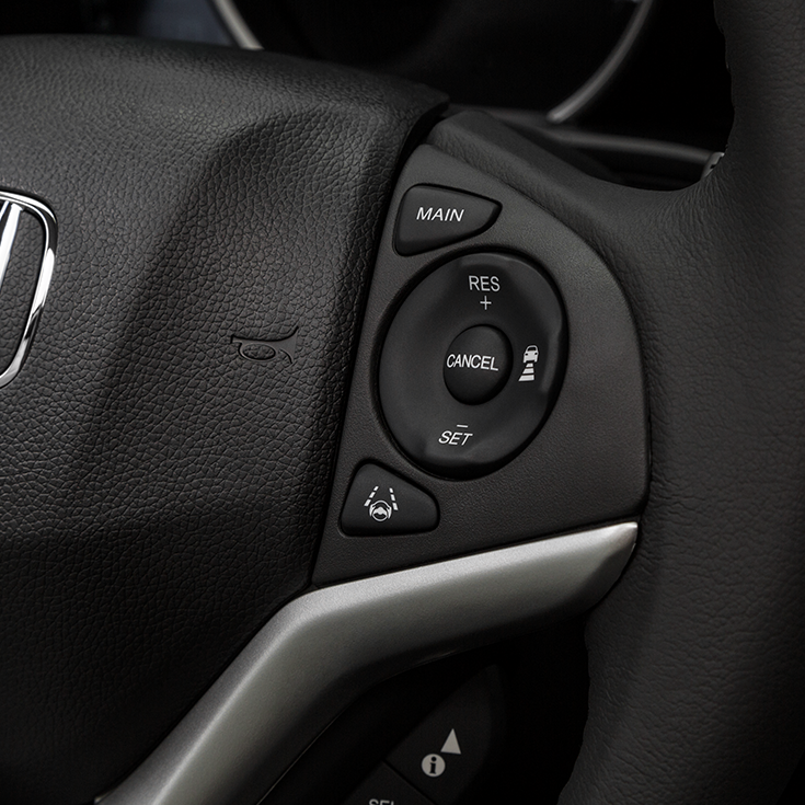 2018 Honda Fit Safety Features