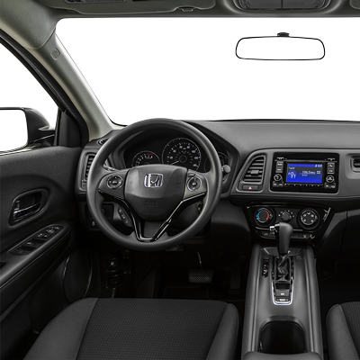 Interior Review of the 2019 Honda HR-V