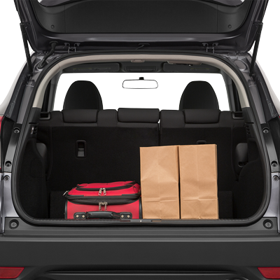 Cargo Space of the 2019 Honda HR-V