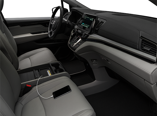 Honda Odyssey Technology Features