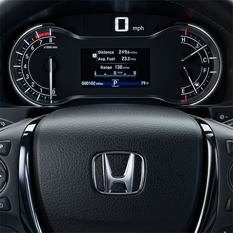 2019 Honda Ridgeline Safety Features