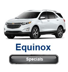 Chevrolet Equinox in Weimar, TX