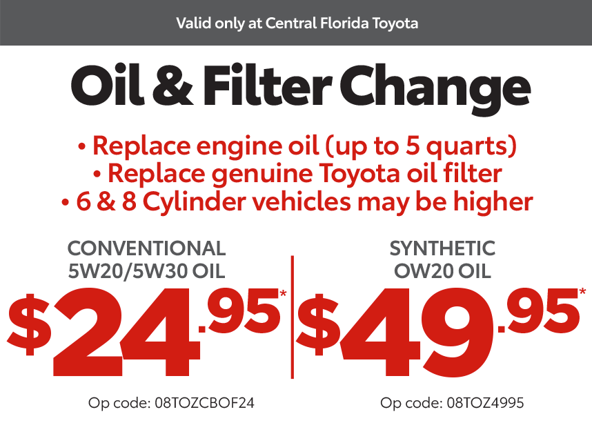 Central Florida Service Coupon - Print