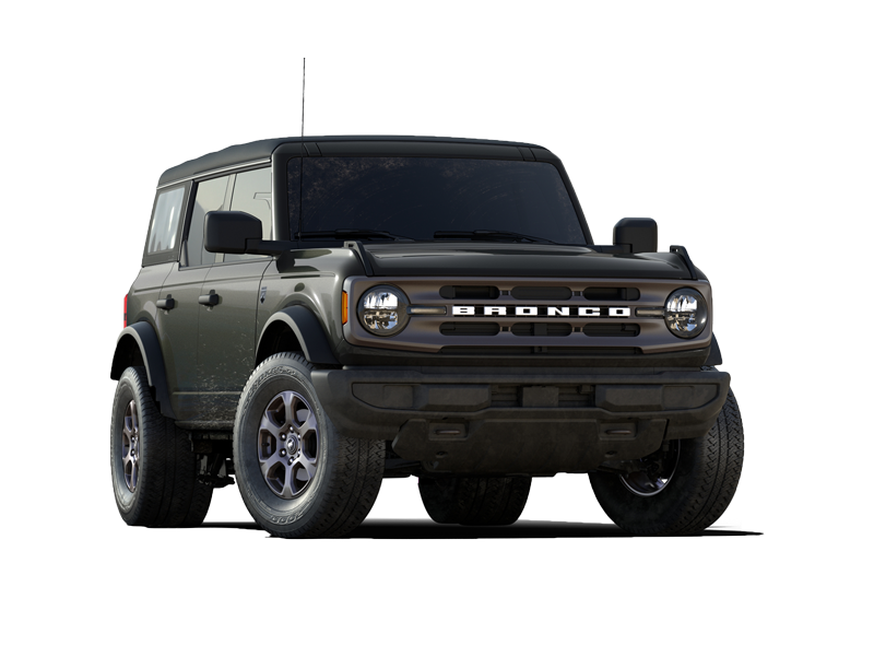2021 Ford Bronco in Bedford, VA
